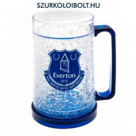Everton FC fagyasztható söröskorsó - eredeti klubtermék