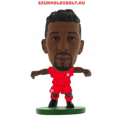 Bayern München Boateng SoccerStarz figura a csapat hivatalos mezében