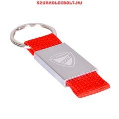 DVTK Diósgyőr kulcstartó- eredeti DVTK Diósgyőr klubtermék!!! (piros)