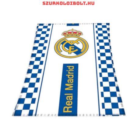 Real Madrid takaró, szurkolói ajándék, eredeti, hivatalos klubtermék !!!!