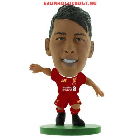 Liverpool Firmino SoccerStarz figura - a csapat hivatalos mezében