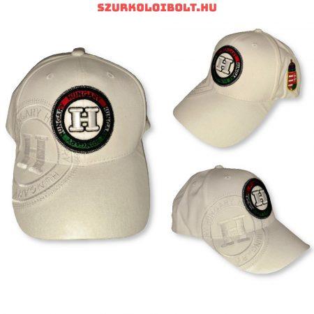 Hungary Baseball -  baseballsapka Hungary felirattal (magyar válogatott szurkolói termék) (világosszürke)