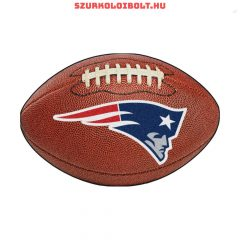 New England Patriots szőnyeg (labda design) - hivatalos New England Patriots szurkolói termék