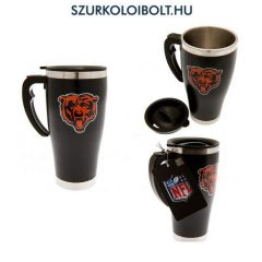 Chicago Bears utazó pohár, bögre fogantyúval - hivatalos klubtermék