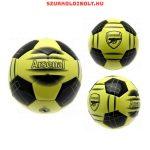 """Arsenal FC """"Fluo"""" labda - normál (5-ös méretű) Arsenal szurkolói neon focilabda"""