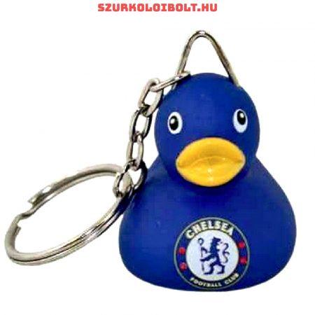 Chelsea F.C. kacsás kulcstartó- eredeti Chelsea klubtermék!!!
