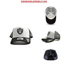 Las Vegas Raiders New Era baseball sapka (trucker) - eredeti NFL  sapka állítható fejpánttal