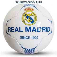 Real Madrid szurkolói labda - normál (5-ös méretű) Real Madrid  címeres focilabda