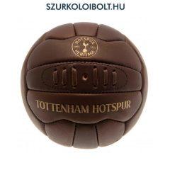 Tottenham Hotspur labda - normál (5-ös méretű) Tottenham Hotspur címeres szurkolói retro bőr focilabda