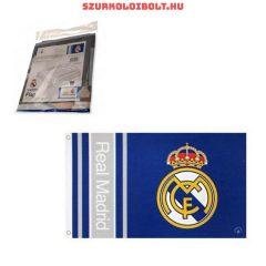 Real Madrid óriás zászló (csík), hivatalos klubtermék