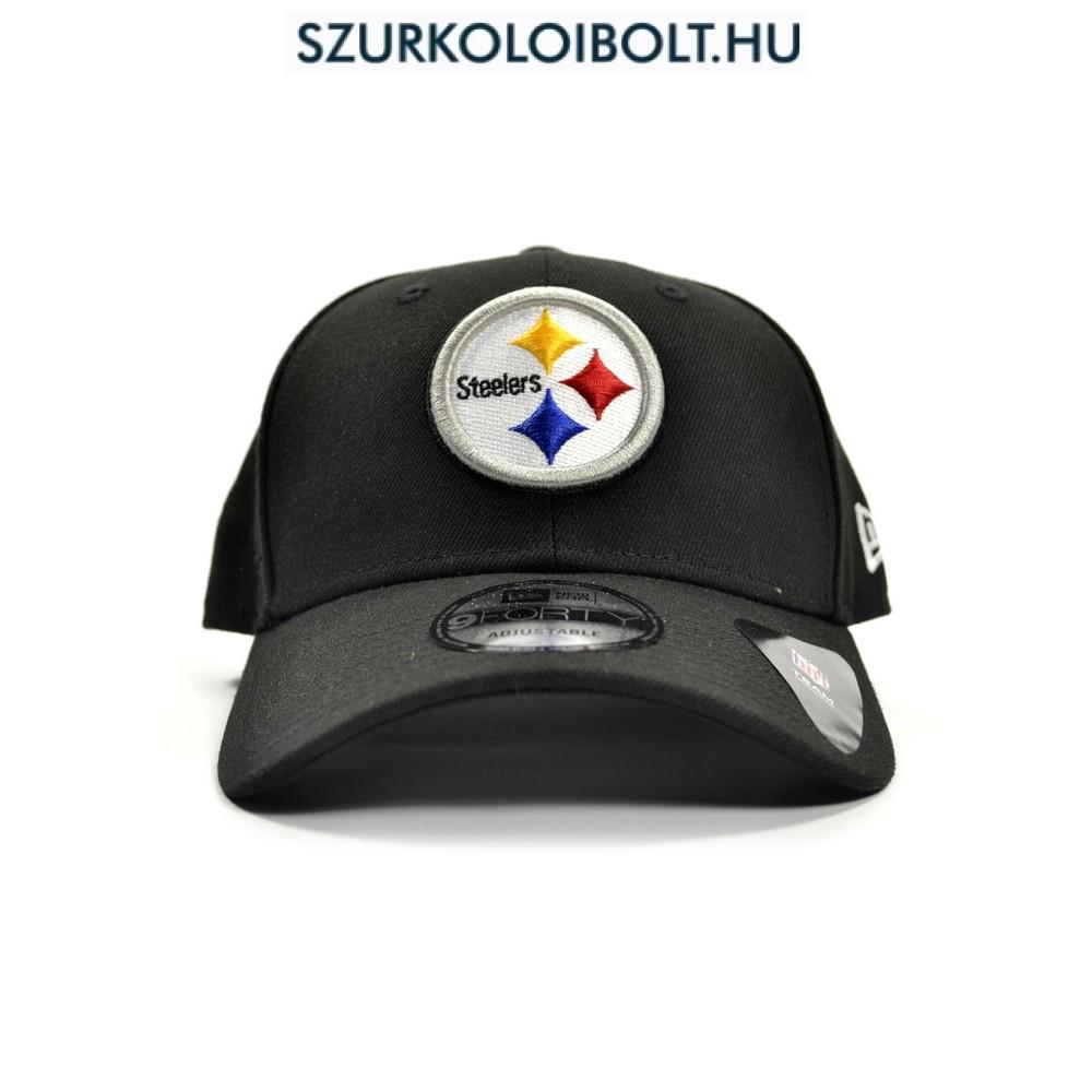 Pittsburgh Steelers New Era baseball sapka - eredeti NFL sapka állítható  fejpánttal 37cb371664