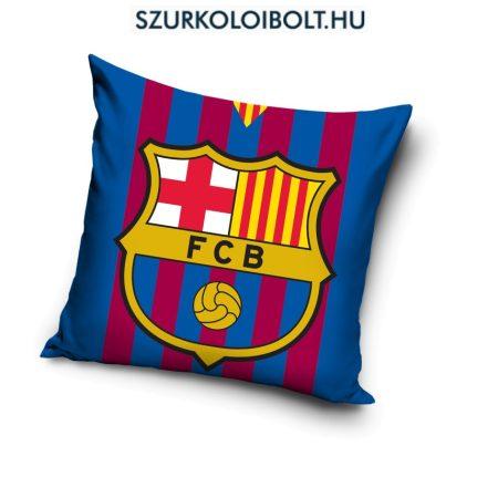 FC Barcelona díszpárna huzat (csíkos)/ kispárna huzat eredeti, hivatalos FCB klubtermék !!!!