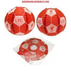 Liverpool FC lámpabúra, eredeti, hivatalos Liverpool FC termék