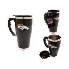 Denver Broncos utazó pohár, bögre fogantyúval - hivatalos klubtermék