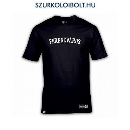 Ferencváros póló - Ferencváros szurkolói póló (fekete)