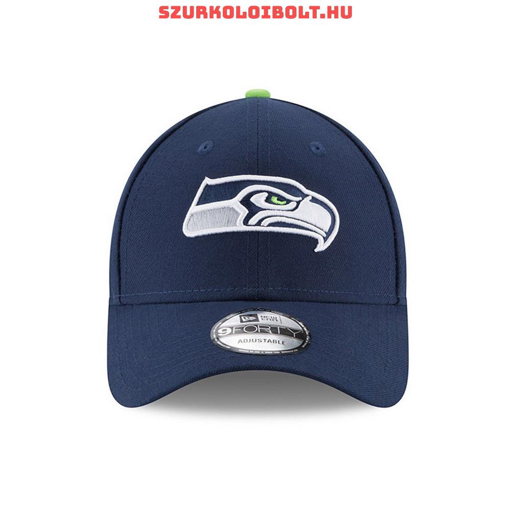 Seattle Seahawks New Era baseball sapka - eredeti NFL Seattle Seahawks sapka  állítható fejpánttal df168f8e7e
