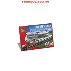 Arsenal  puzzle, Emirates stadion puzzle (108 db-os)- eredeti, hivatalos klubtermék!