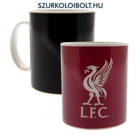 Liverpool bögre (hőképes) - hivatalos klubtermék