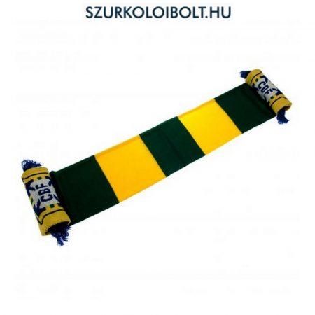 """Brazil """"Stripe"""" sál -   hivatalos szurkolói sál (kétoldalas)"""