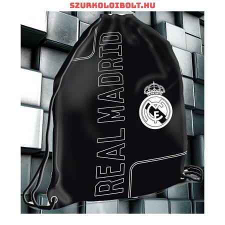 Real Madrid tornazsák - hivatalos termék (fekete)