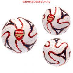 Arsenal FC szurkolói labda - normál (5-ös méretű), hivatalos Arsenal címeres focilabda