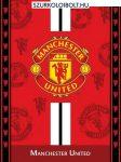 Manchester United pihe-puha óriás takaró - eredeti, hivatalos szurkolói ajándéktárgy