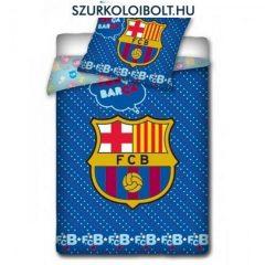 FC Barcelona szurkolói gyerek ágynemű garnitúra / szett - hivatalos, liszenszelt termék (kétoldalas)