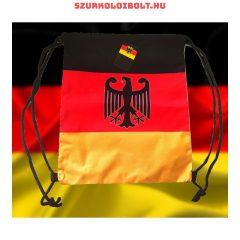 Németország zsinórtáska, tornazsák - eredeti, hivatalos klubtermék