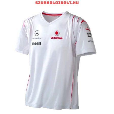 McLaren póló - hivatalos, eredeti Forma-1 termék