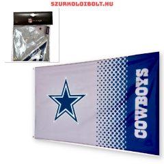 Dallas Cowboys óriás zászló - szurkolói nagy logós zászló (eredeti NFL klubtermék)