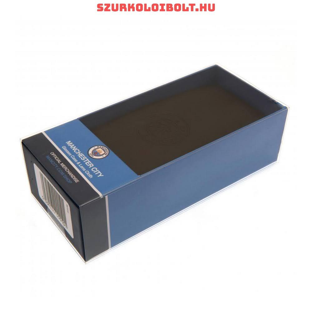 Manchester City Fc fekete szemüvegtok - Eredeti szurkolói ajándékok ... 385695f8e9