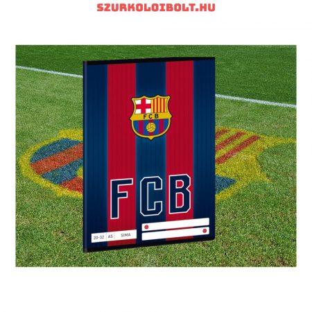 FC Barcelona sima A/5-ös füzet (20-32)