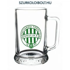 Ferencváros söröskorsó 0,3 literes - eredeti FTC klubtermék