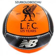 """Liverpool """"New Balance"""" labda - normál (5-ös méretű) Liverpool címeres szurkolói focilabda"""