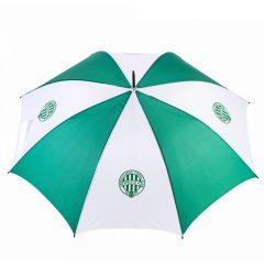 Ferencváros FC esernyő klubcímerrel - hivatalos szurkolói termék