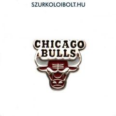 Chicago Bulls kitűző / jelvény / nyakkendőtű - eredeti Chicago Bulls klubtermék!!!