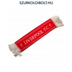 Liverpool FC kötött autós sál tapadókoronggal ( Liverpool FC sál) !