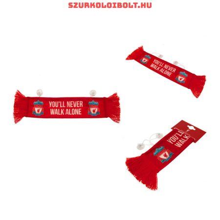 Liverpool FC autós sál tapadókoronggal ( Liverpool FC sál) !