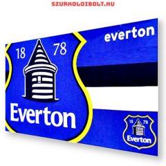 Everton F.C. zászló - hivatalos szurkolói termék