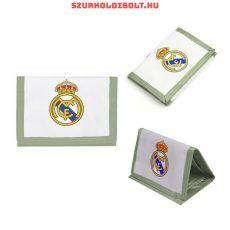Real Madrid pénztárca logo  - hivatalos klubtermék
