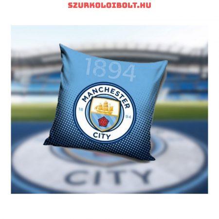 Manchester City kispárna eredeti, hivatalos Manchester City klubtermék