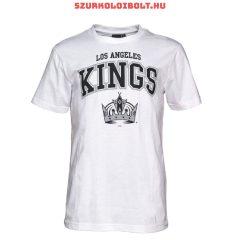 Majestic NHL Los Angeles Kings hivatalos póló - eredeti klubtermék (fehér)
