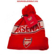 Arsenal bojtos sapka - hivatalos Arsenal klubtermék!