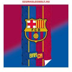 """FC Barcelona törölköző """"dual"""" -  liszenszelt szurkolói ajándék !!!"""