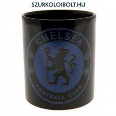 Chelsea bögre (hőre jelenik meg színesben a csapatlogó)  kivitel - hivatalos klubtermék