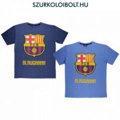 FC Barcelona  póló - eredeti, hivatalos klubtermék