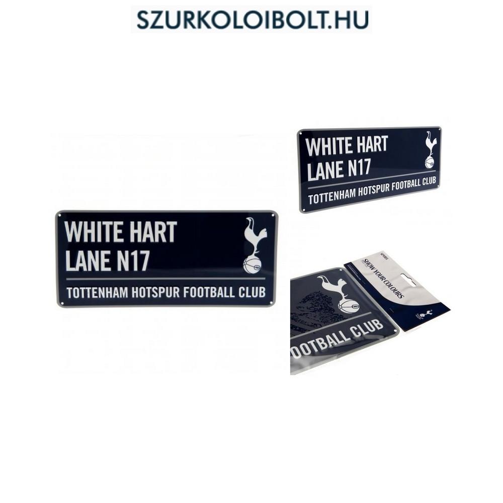 Tottenham Hotspur FC utcanévtábla - eredeti 41e79bad6b