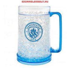 Manchester City Fc fagyasztható söröskorsó - eredeti klubtermék