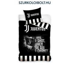 """Juventus  szurkolói ágynemű garnitúra / szett """"kétoldalas Juve"""" (eredeti, liszenszelt szurkolói klubtermék!!!)"""