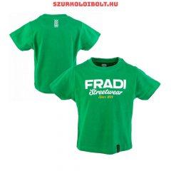 Ferencváros gyerek póló - Ferencváros szurkolói póló a csapat színeiben